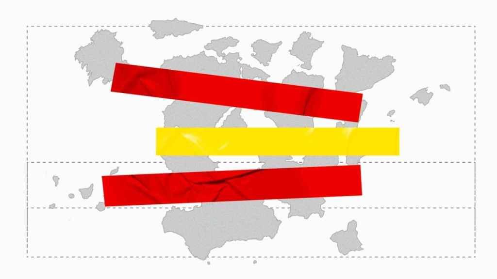 Sondeo sobre la estructura territorial española.