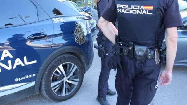 Imagen de archivo de agentes del Cuerpo Nacional de Policía