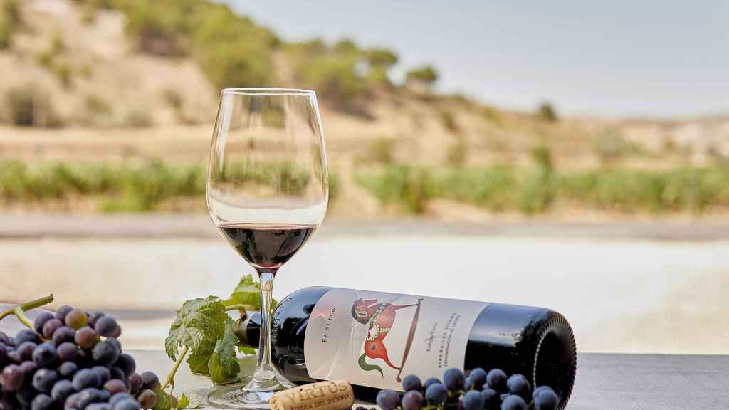 El Sueco, pasión por el vino y por los caballos.