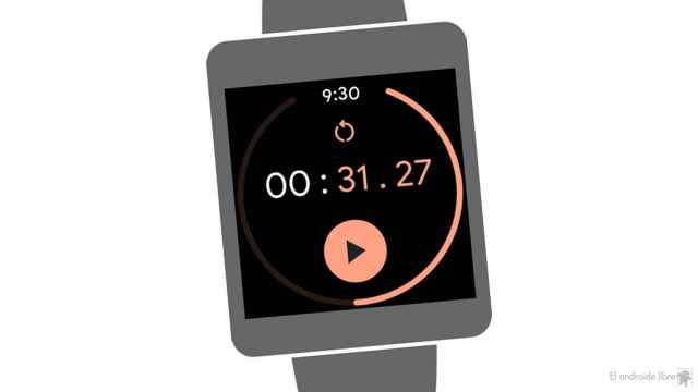 Reloj de Google se viste de Material Design para Wear OS