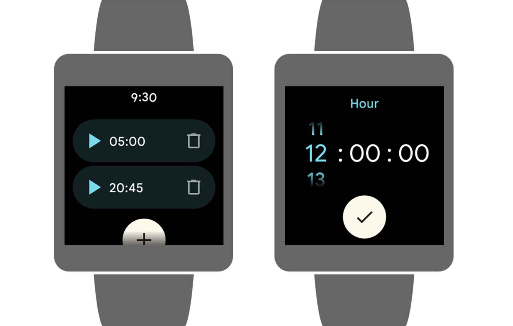 La experiencia nueva de Reloj de Google para Wear OS