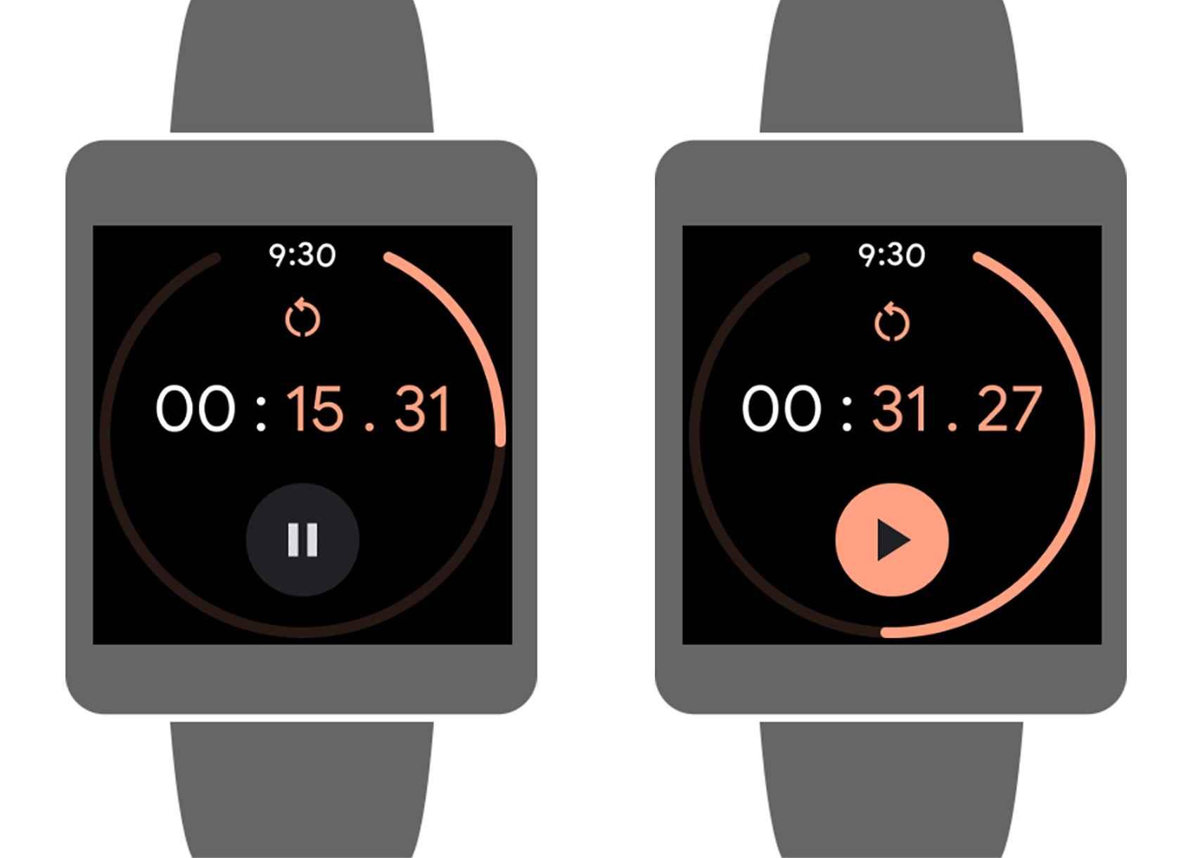 Reloj de Google para Wear OS