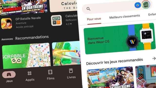 Material You ya disponible en Google Play Store