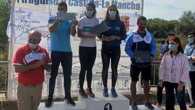 XV Trofeo Diputación de Toledo de Piragüismo