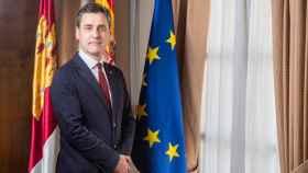 Francisco Tierraseca, delegado del Gobierno de España en Castilla-La Mancha.