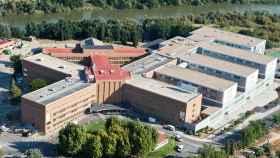 Hospital Nacional de Parapléjicos de Toledo. Imagen de archivo