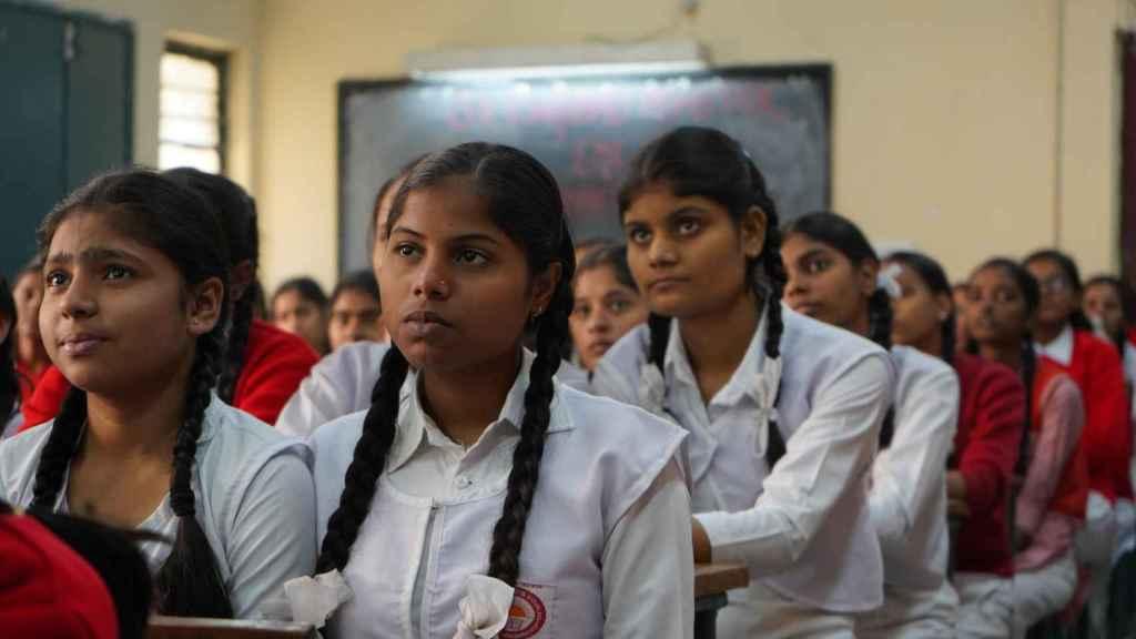 Invertir en la educación de las niñas tiene beneficios sanitarios para las generaciones venideras.