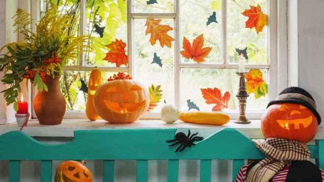 6 ideas para decorar fácilmente tu casa la noche de Halloween