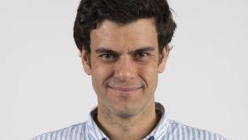 Rodrigo García es el co-CEO y cofundador de la startup Notpla.