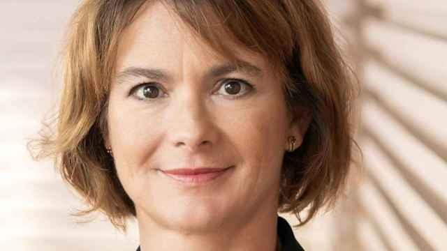 Mari-Noëlle Jégo-Laveissière, responsable de todas las operaciones de Orange fuera de Francia.