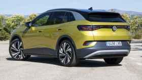 Versión probada del Volkswagen ID.4.
