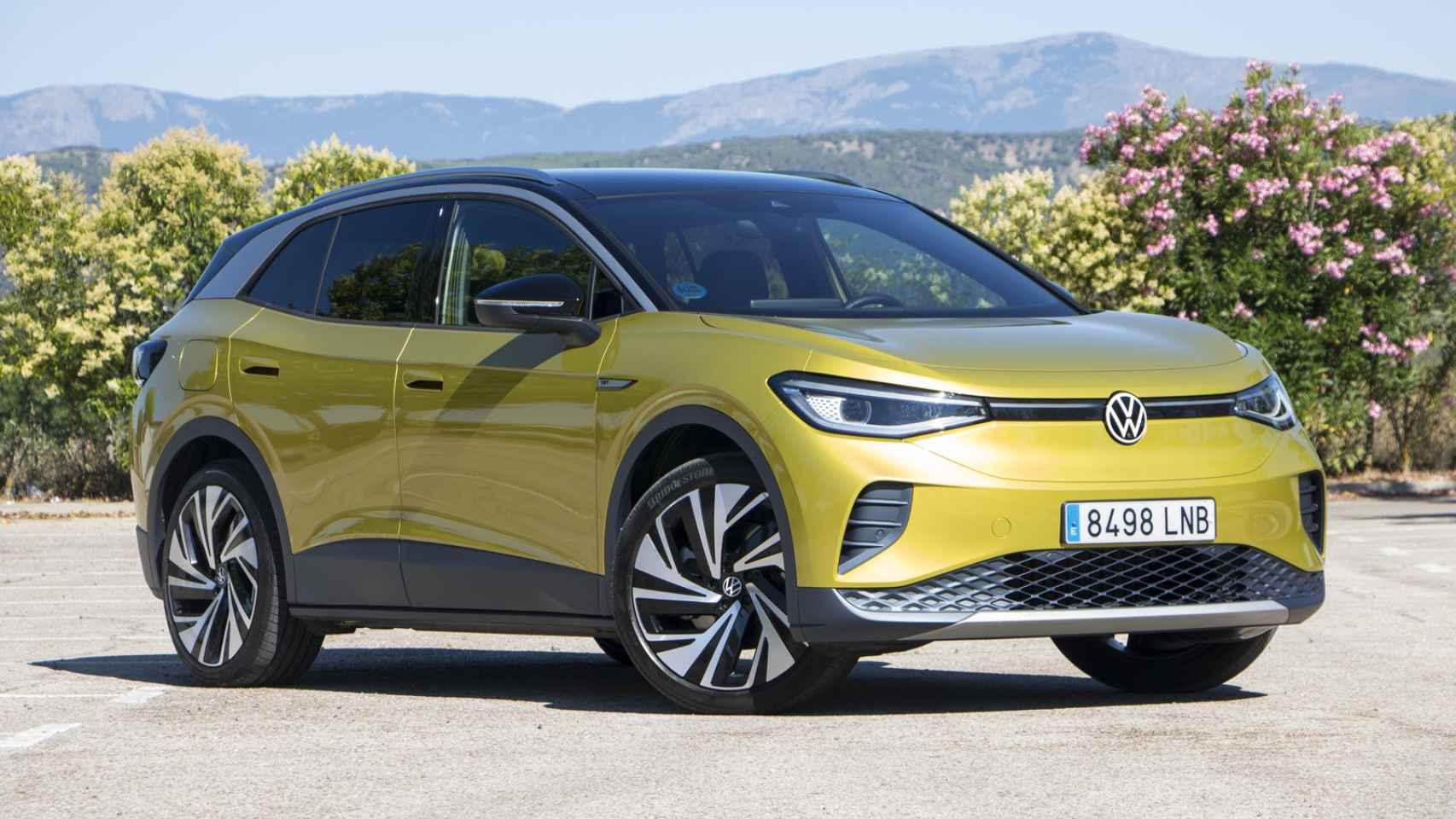 Volkswagen ID.4: galería de fotos de este SUV eléctrico