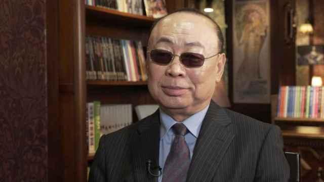 Kim Kuk-song, durante su entrevista con la BBC.
