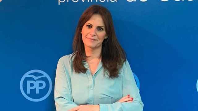 Beatriz Gascó, portavoz 'popular' Educación.