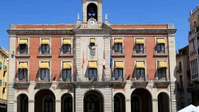 Edificio del Ayuntamiento de Zamora