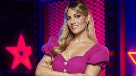 Edurne, en una imagen promocional de 'Got Talent' compartida en sus redes.