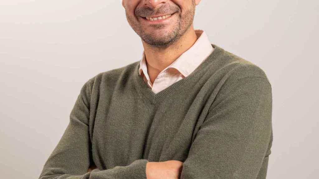 Martín Claure es el CEO de la startup Aprende.