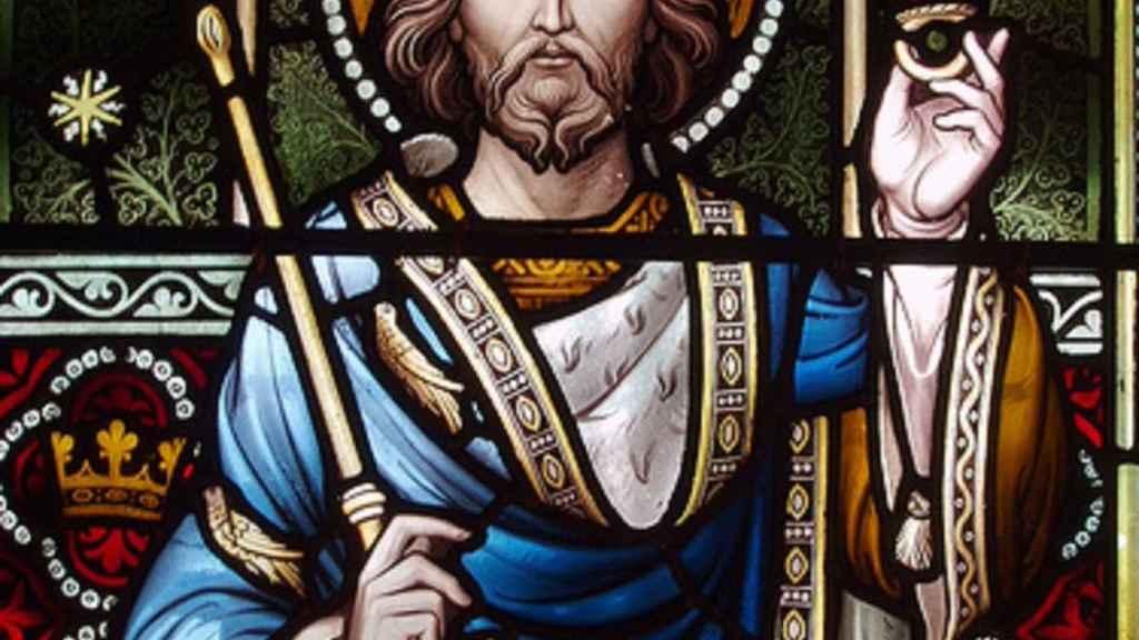 San Eduardo III, el confesor.