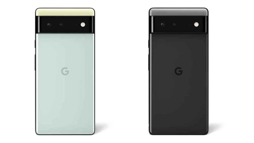 Google Pixel 6 colores