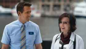 Ryan Reynolds y Jodie Comer protagonizan 'Free Guy'.