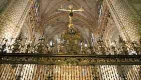 Catedral de Toledo. Imagen de archivo