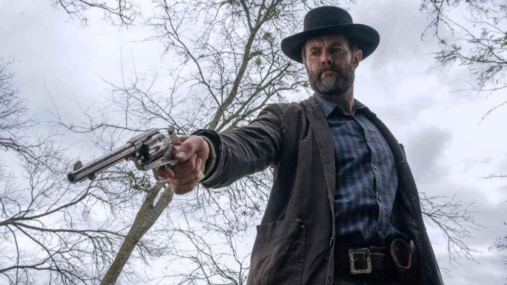 Fotograma de un episodio de 'Fear The Walking Dead'.