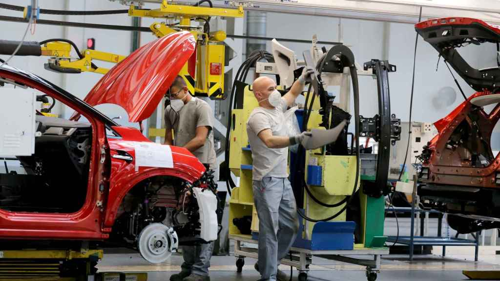 renault fabrica coches palencia 21