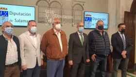 Los Grupos de Acción Local reciben una importante ayuda de la Diputación de Salamanca