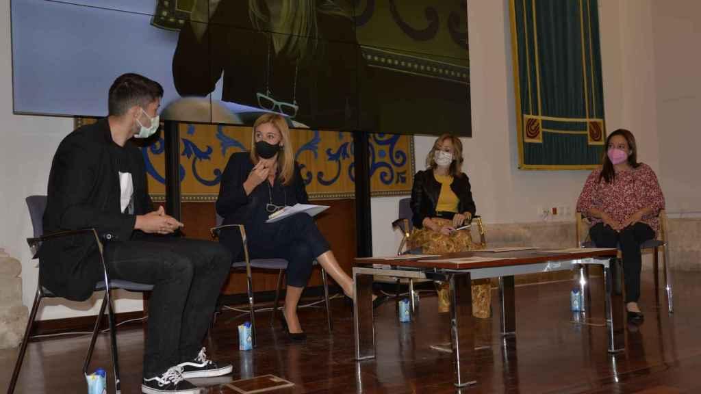 Acto de presentación de resultados de 'UCLM Rural: Universitarios ante la despoblación'