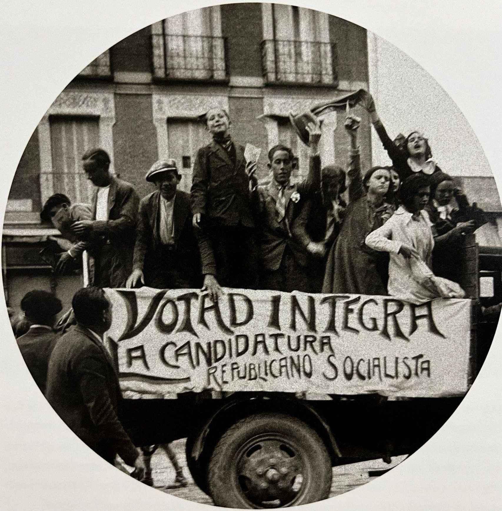 Campaña de la candidatura Republicano-Socialista 1931