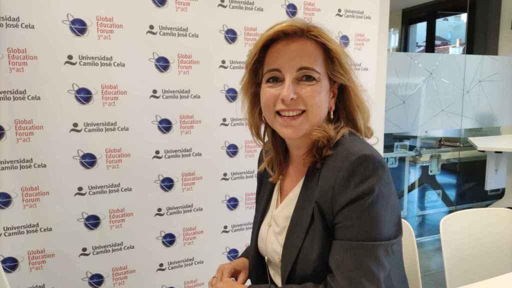 Nieves Segovia, presidenta de la UCJC