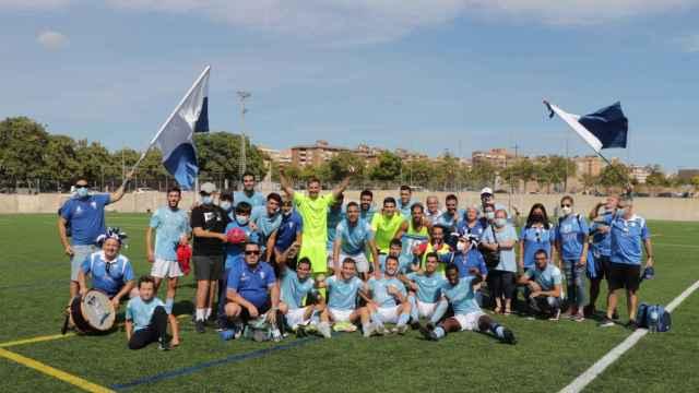 El CFI Alicante está a un peldaño de hacer historia