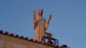 Homenaje del Cristo Del Otero al Redentor de Río de Janeiro