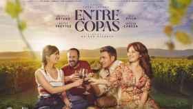 La comedia 'Entre copas', dirigida por Garbi Losada, llega al  Teatro Liceo de Salamanca