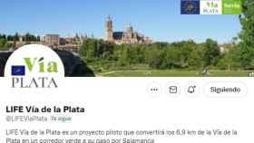 El proyecto LIFE Vía de la Plata estrena nuevos perfiles en redes sociales