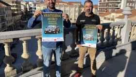 Presentación  en Guijuelo del  VIII Rally Entresierras Histórico