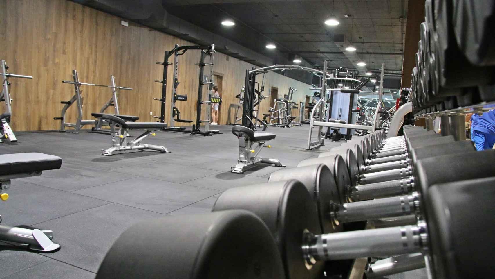 Sparta Sport Center en Zamora