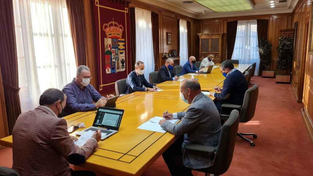 Junta de Gobierno Local de la Diputación de Zamora