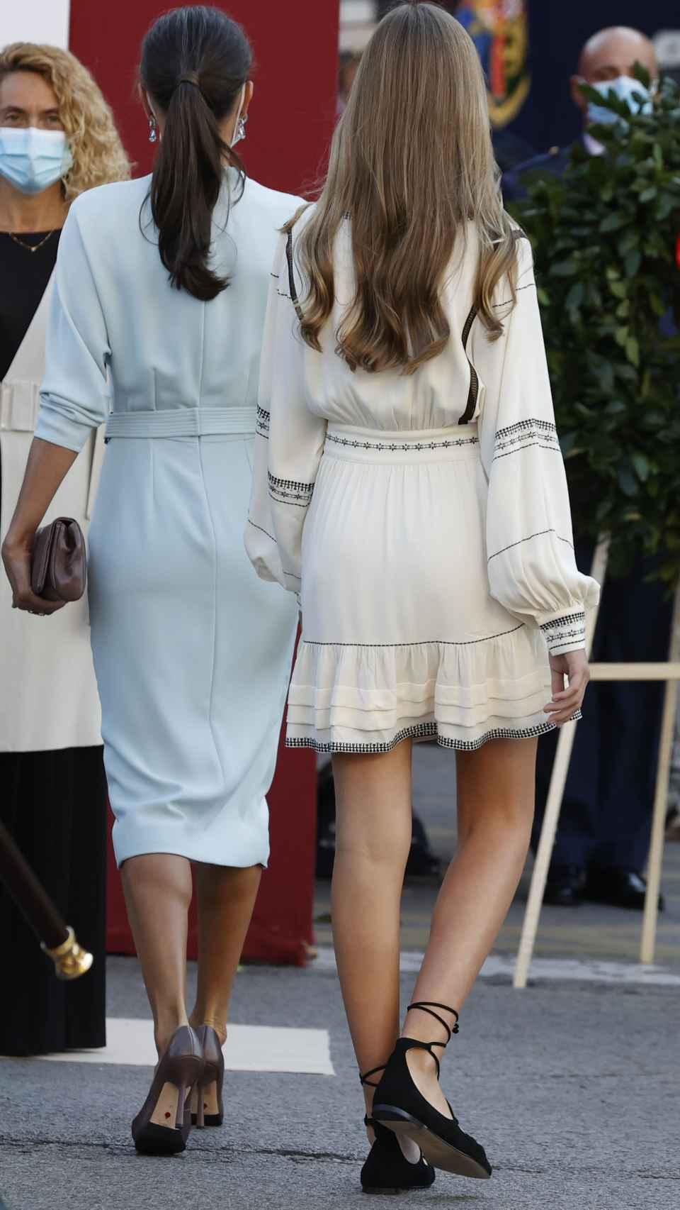 La infanta Sofía ha llevado el modelo Iggy de Bobo's.