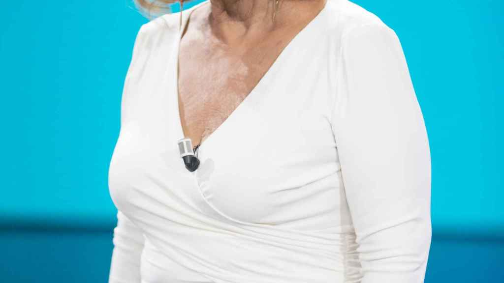 María Teresa Campos en una imagen de archivo fechada en septiembre de 2017.