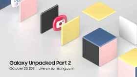 El Galaxy Unpacked Part 2 para el 20 de octubre