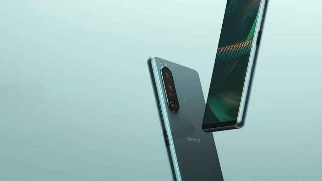 Nuevo Sony Xperia XQ-BE72 que se presentará el 26 de octubre