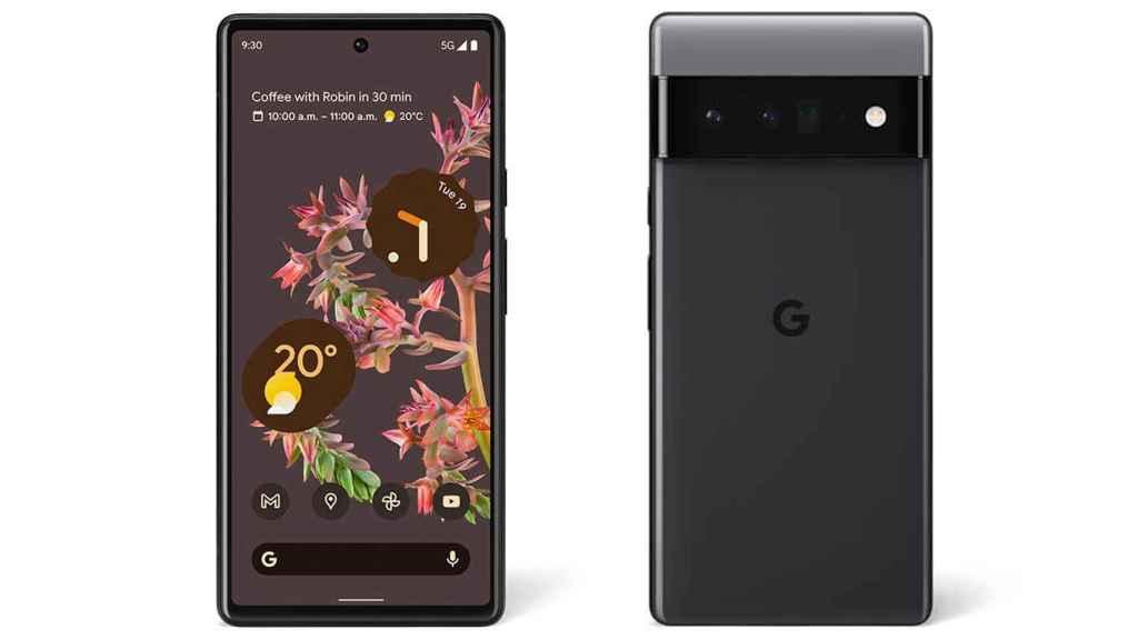 Los Google Pixel 6 y 6 Pro en todo su esplendor