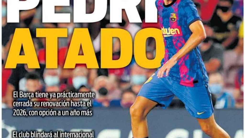 Portada Sport (13/10/21)