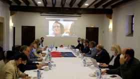 Magdalena Valerio trabajará para que Sigüenza sea Patrimonio de la Humanidad