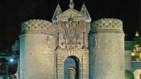Puerta de Bisagra de Toledo. Imagen de archivo
