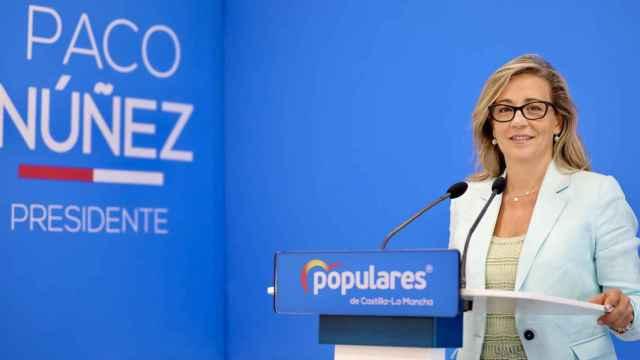 Lola Merino, diputada del PP en las Cortes de Castilla-La Mancha.