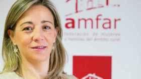 Lola Merino, presidenta nacional de Amfar Mujer Rural.