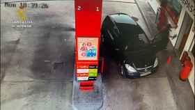 Detenido por robar en una gasolinera de Seseña: amenazó con una pistola y huyó con un coche