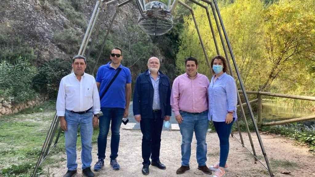 VIII Jornadas de Escultura en el Paisaje de Bogarra (Albacete)